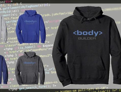 Bodybuilder Hoody